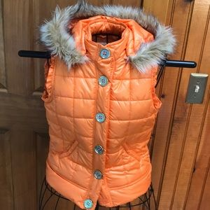 Justice Quilted Vest